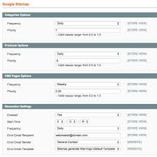 seo for magento xml sitemap the digital project manager