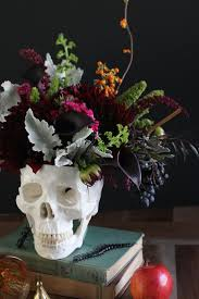 top 16 halloween skull centerpieces u2013 cheap easy decor for party