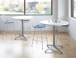 Bar Height Conference Table Dividends Horizon X Base Tables Knoll