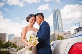photographers in okc of mirror s okc civic center downtown oklahoma city wedding