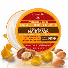 advanced color care rejuvenating hair mask and deep conditioner