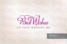 Wedding Wishes Logo Greeting Card Design With Best Wishes On Wedding U2013 Photos5 Com