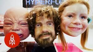 meet the man creating freakily disturbingly realistic masks youtube