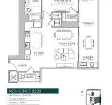 echo brickell floor plans floor plans echo brickell miami