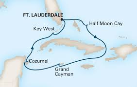 Eastern Caribbean Map by Kreative Cruises Luxury Cruise Family Couples Holidays 5
