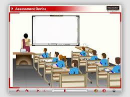 assessment device classteacher learning systems youtube