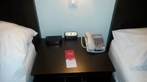 Recharge Station Each Room Has A Recharge Station For Your Devices Next To The Beds