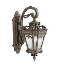 Light Fixture Collections Tournai Collection 2 Light 24 Outdoor Wall In Londonderry Finish
