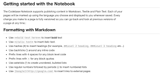 creating and editing notebook pages notebook u2014 codebase
