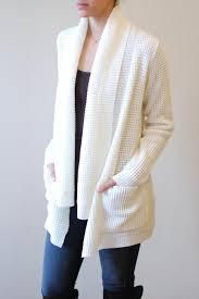 john u0026 jenn by line waffle knit cardigan from wicker park by