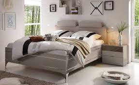 Schlafzimmer Bett Sandeiche Staud Sonate Bettgestell Bett Mit Polsterkopfteil Bett Komforthöhe