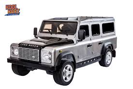 electric land rover kool karz land rover defender electric ride on toy car u2013 kool karz