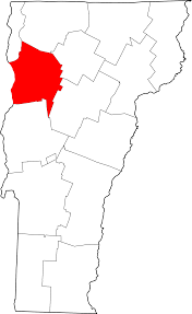 State Of Vermont Map by File Map Of Vermont Highlighting Chittenden County Svg Wikipedia