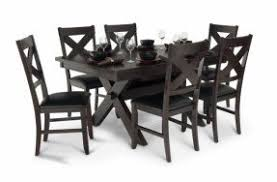 bobs furniture kitchen table set dining room pub sets foter