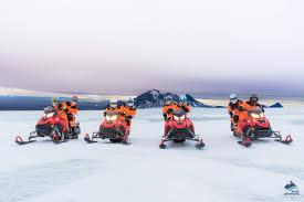reykjavik snowmobile glacier u0026 ice cave tour arctic adventures