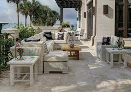Classic Outdoor Furniture by Mix It Up Curating Patio Furniture For An Eclectic Outdoor Room