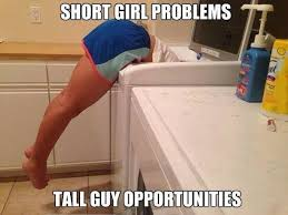 Tall People Problems Meme - 20 memes that short girls will understand sayingimages com