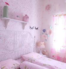 Cute Bedroom Furniture For Girls Bedroom Furniture Cute Bedroom With Pink Wallpaper Ideas For