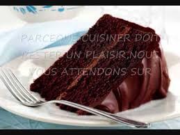 recette de cuisine gateau chocolate cake recettes de cuisine en vidéo