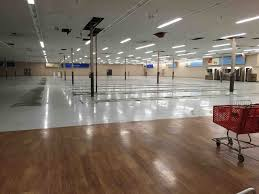 the halloween city retail hell underground here u0027s what a gutted walmart looks like