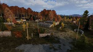 Dayztv Map Dayz 0 61 Re Worked Kamensk Military Camp Is In Dayz Tv