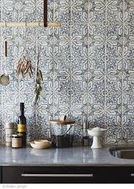 moroccan tile kitchen backsplash renovations moroccan tiles blue pattern tiles moroccan tile