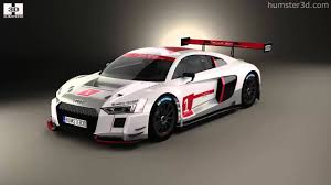 Audi R8 Models - audi r8 lms 2016 by 3d model store humster3d com youtube