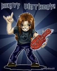 imagenes feliz cumpleaños rockero imágenes de cumpleaños para rockeros 5 hbd pinterest