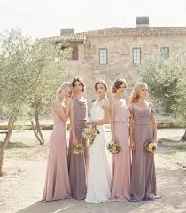 Dusty Rose Wedding Dress Jenny Yoo 2015 Bridal Collection Wedding Maids And Lavender