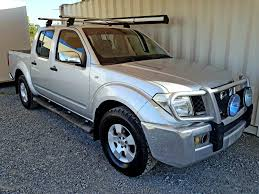 nissan australia finance offer 2006 nissan navara st x turbo diesel get that car loan