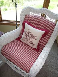 White Wicker Rocking Chair Outdoor Fascinating Wicker Rocking Chair U2014 Steveb Interior