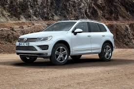 volkswagen touareg 2017 price vw prices facelifted touareg from u20ac52 125 in germany reveals r