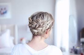 cute girl hairstyles diy easy diy crown braid cute girls hairstyles youtube