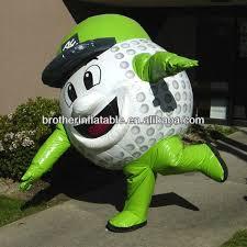 Halloween Golf Costumes Golf Promotion Mascot Costume Golf Ball Buy Promotion