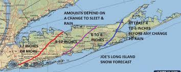 Nassau Map Blizzard Warning Western Suffolk U0026 Nassau County Weather Long Island