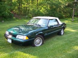 1990 mustang gt convertible value hemmings find of the day 1990 ford mustang 5 0 lx hemmings daily