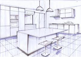 cuisine en perspective cuisine en perspective 100 images aeros projet en l