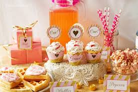 Gold And Pink Party Decorations Pink And Gold Party Decorations U0026 Ideas Ilona U0027s Passion
