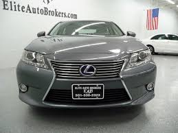 lexus used maryland 2014 used lexus es 300h 4dr sedan hybrid at elite auto brokers