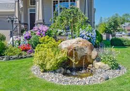 Rock In Garden 101 Front Yard Garden Ideas Awesome Photos