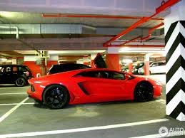 Lamborghini Aventador Orange - lamborghini aventador lp700 4 20 november 2012 autogespot