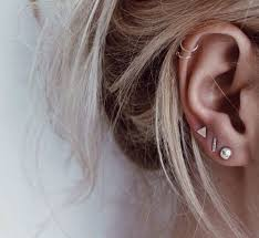 earring helix 90 helix piercing ideas for your trendiest self