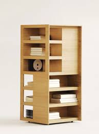 home interior books multi function home interior storage furniture design rotating book