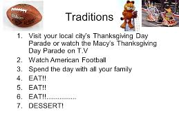 happy thanksgiving traditions 1 visit your local city s