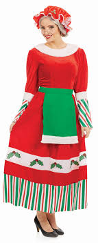 mrs claus costumes traditional mrs claus costume christmas costumes mega
