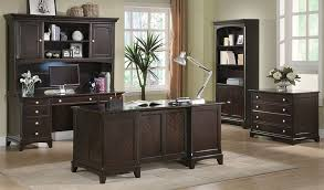 Office Furniture With Hutch by Executive Home Office Desk Filing Cabinets Affordable Home