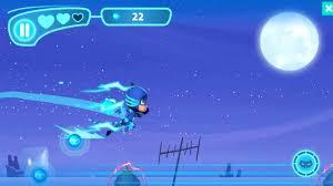 u0027pj masks starlight sprint u0027 game disney junior app