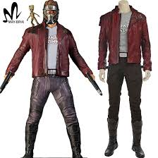 lord costume quill lord costume guardians of the galaxy 2