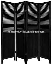 hand painted wooden screen room divider hand painted wooden