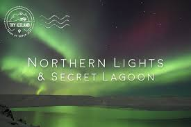 secret lagoon and northern lights tour northern lights secret lagoon try iceland tours